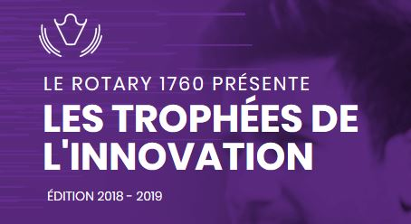 TROPHEES DE L'INNOVATION – ROTARY CLUB